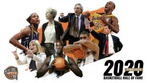 Finalistas del Salón de la Fama del Baloncesto 2020: Kobe y Duncan lideran