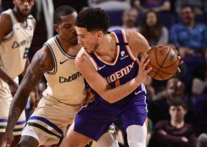 Phoenix Suns 140-131 Milwaukee Bucks