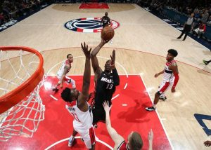 Miami Heat 100-89 Washington Wizards