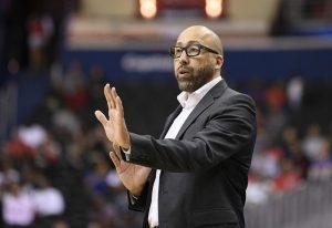 Fizdale sobre el cambio de entrenador de los Brooklyn Nets