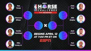 La NBA anuncia el desafío HORSE