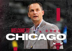 Chicago Bulls NOMBRE ARTURAS KARNISOVAS EJECUTIVO VP – OPERACIONES DE BALONCESTO
