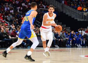 Trey Young: superando a Curry en un año