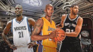El Salón de la Fama del Baloncesto retrasa la consagración de Kobe Bryant, Tim Duncan, Kevin Garnett