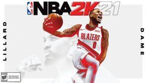 Damian Lillard nombrado primer atleta de portada para la NBA 2K21