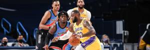 Revisión del juego: Thunder 99, Lakers 128